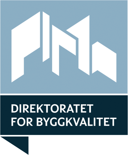 Logo - Direktoratet for byggkvalitet